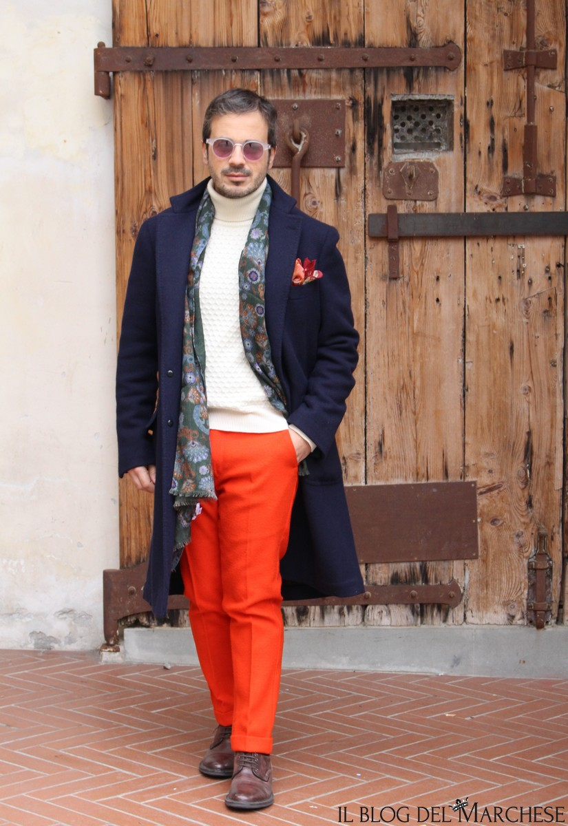 italian tailoring coat