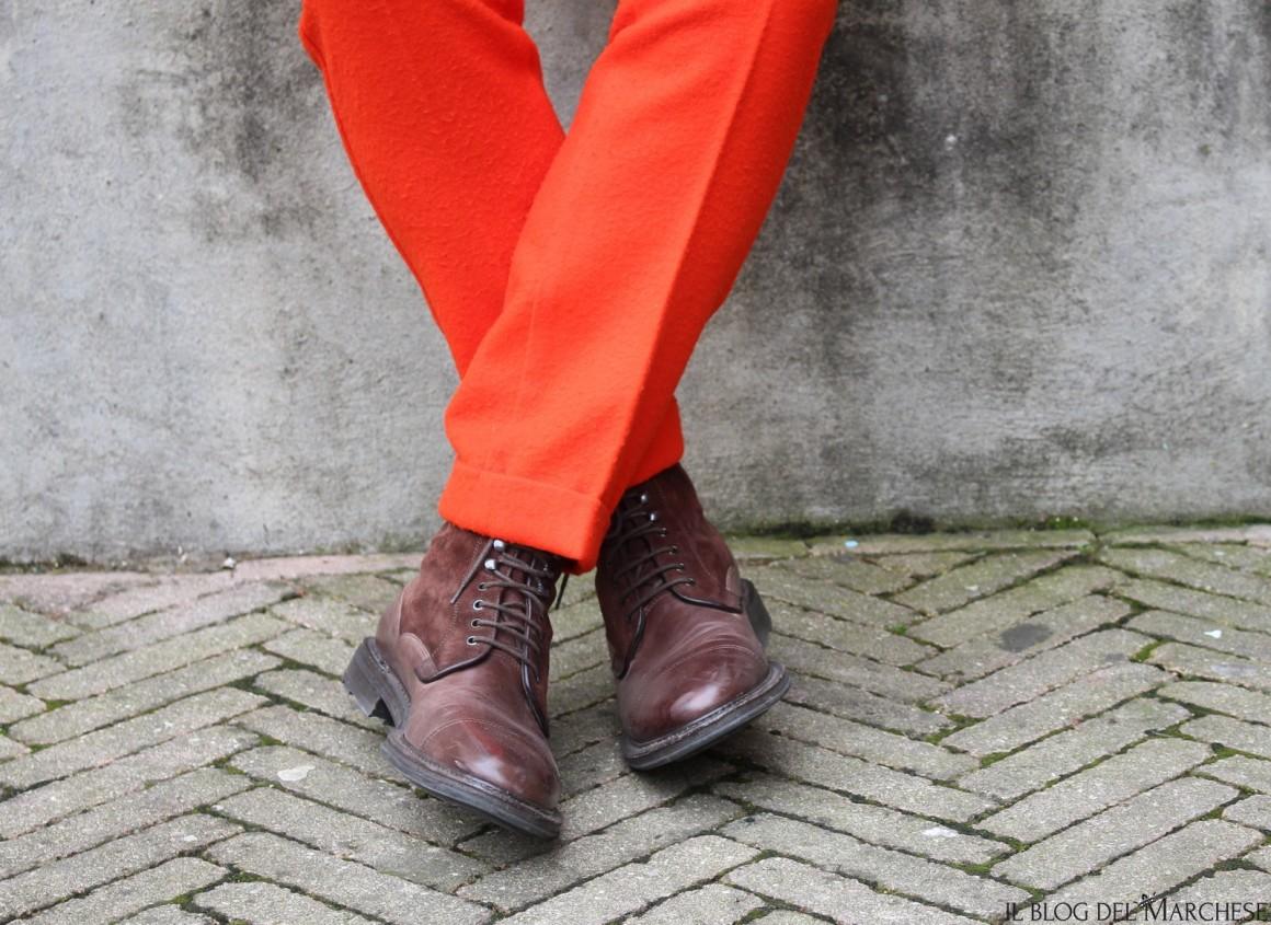 pantaloni in casentino