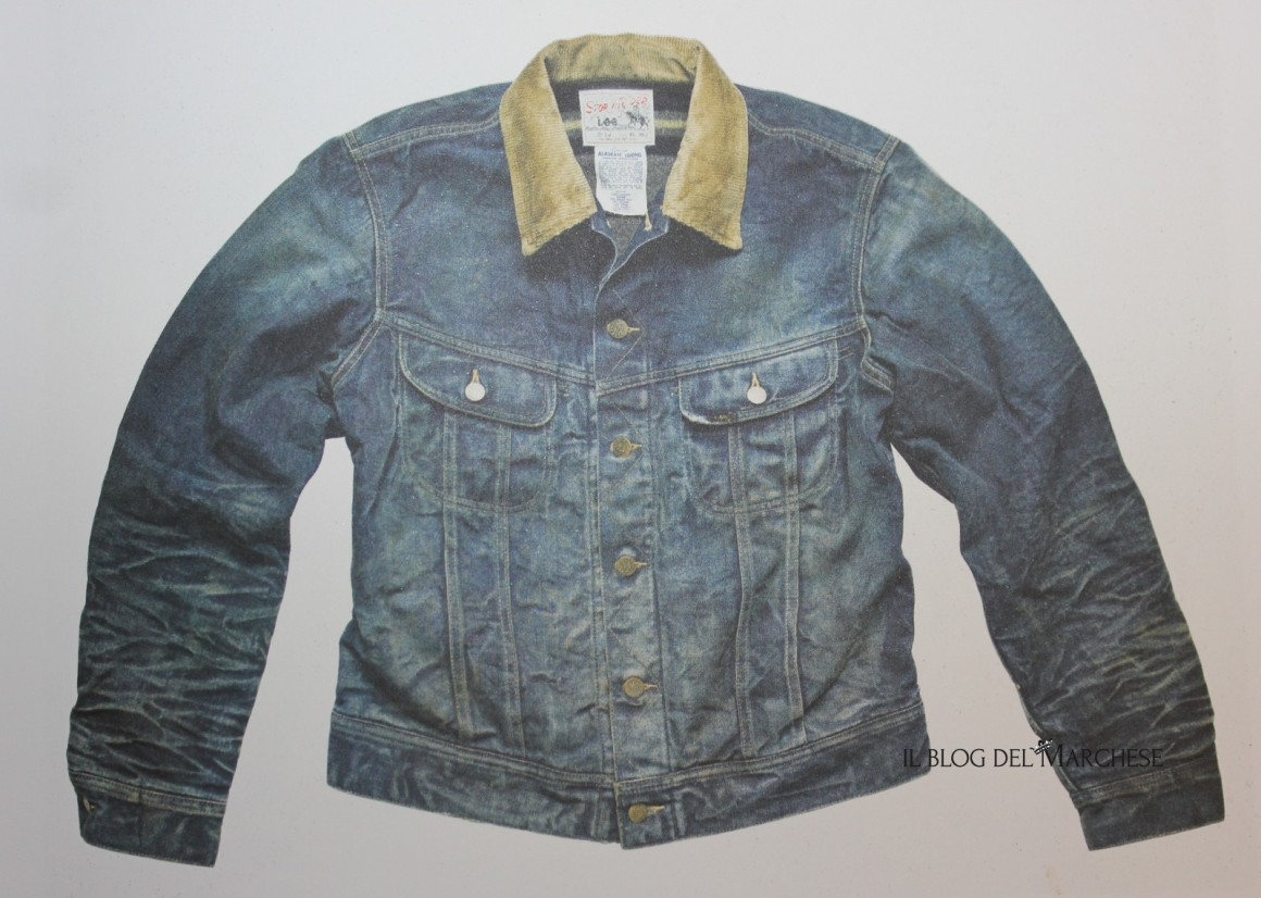 new products 4af6a 980ba Giubbotto jeans: storia di un mito - Il blog del Marchese