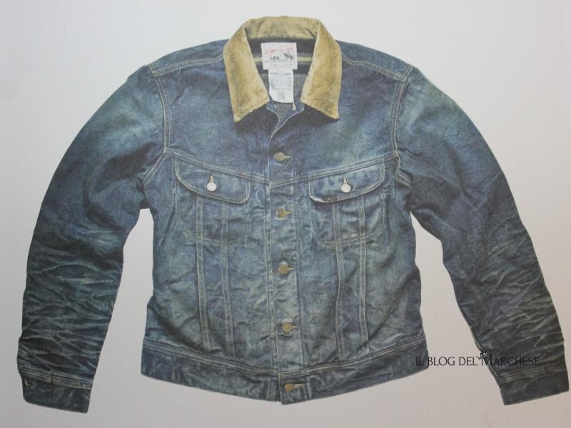 giubbotto jeans denim
