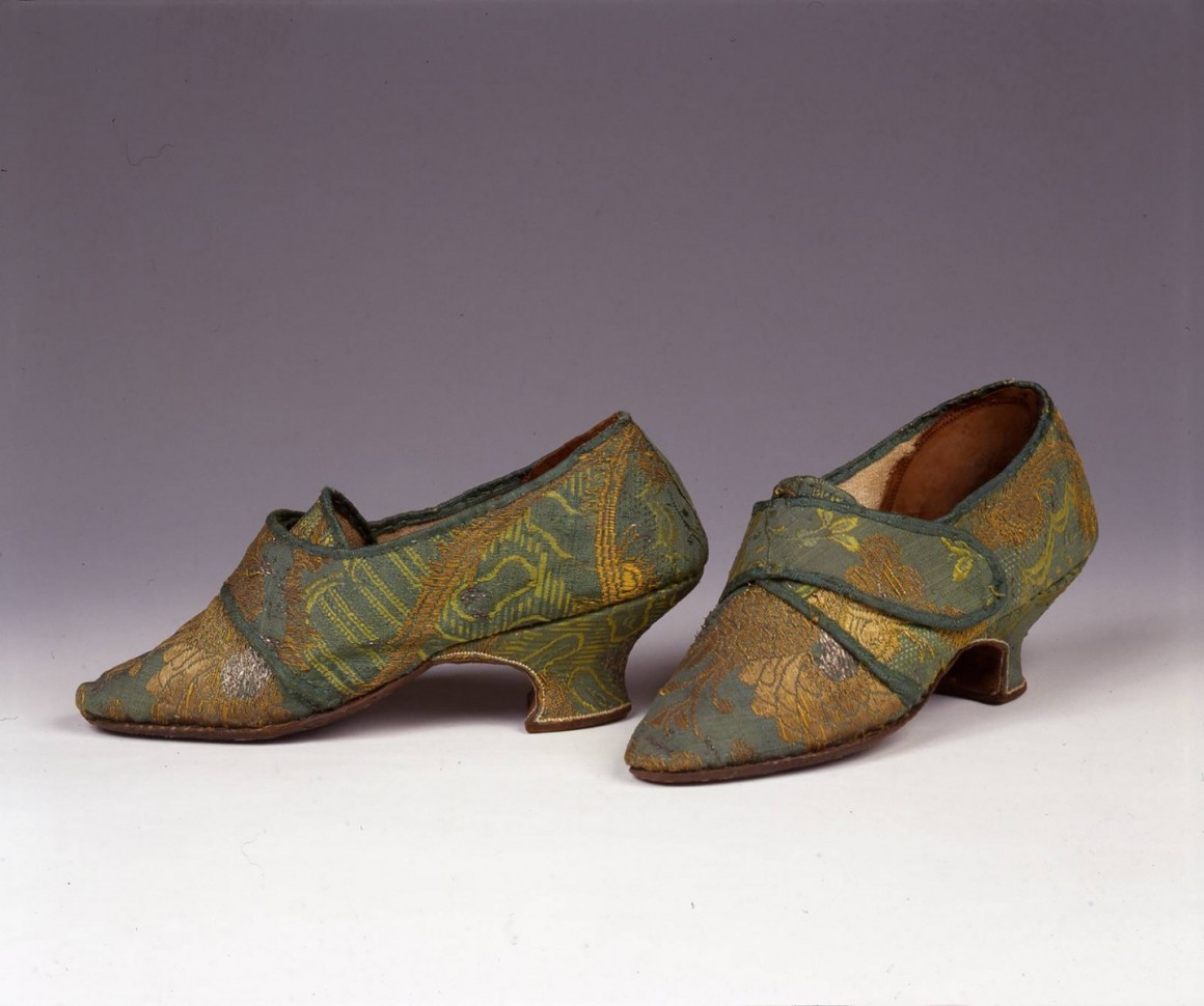 scarpe del 700