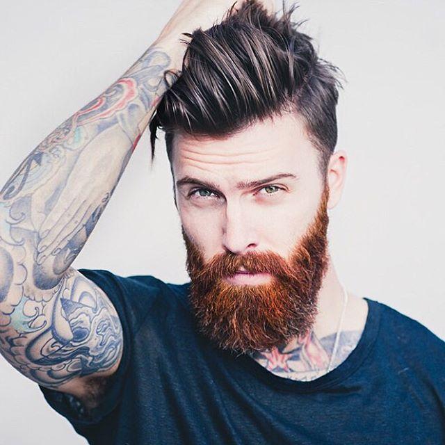 abbastanza Stili di barba per un look maschile perfetto - Il blog del Marchese NU31