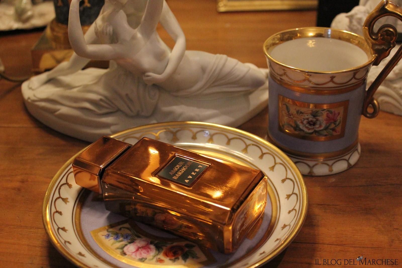 Italian bloggers of perfumes