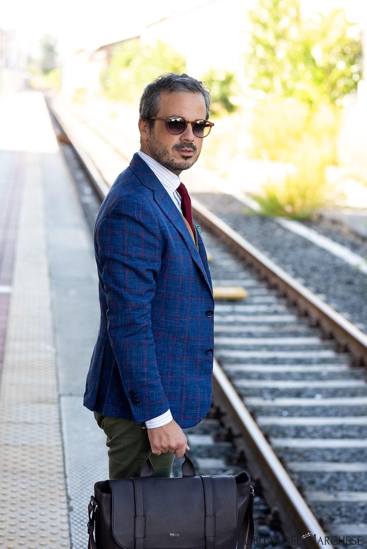 neapolitan handcrafted jacket