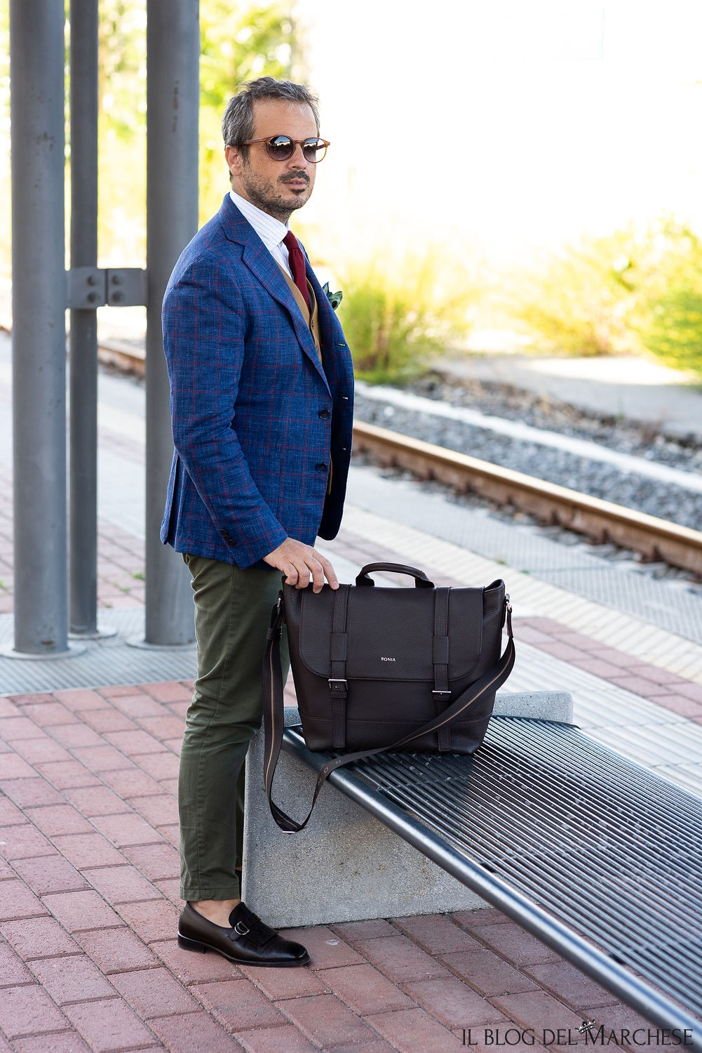 Neapolitan crafted suits