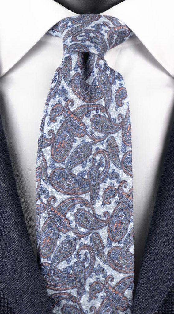 cravatta paisley