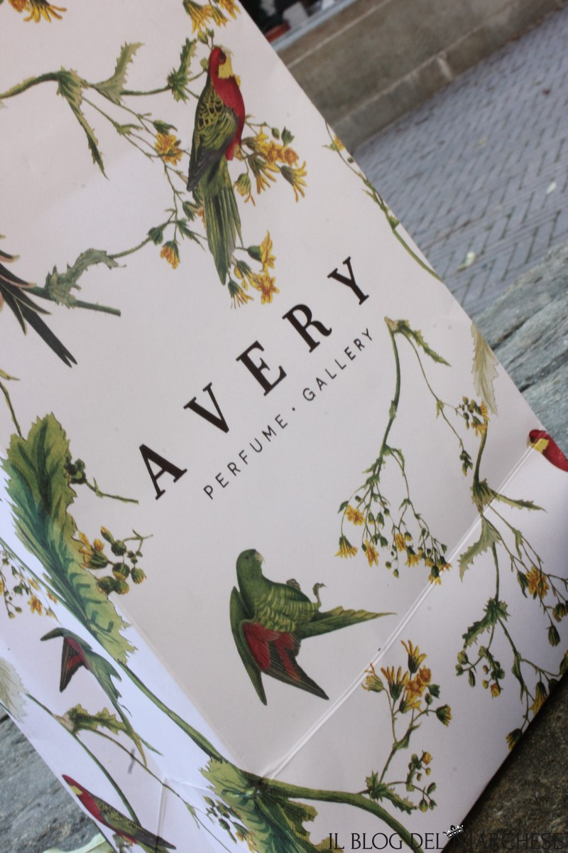 avery-perfume collection