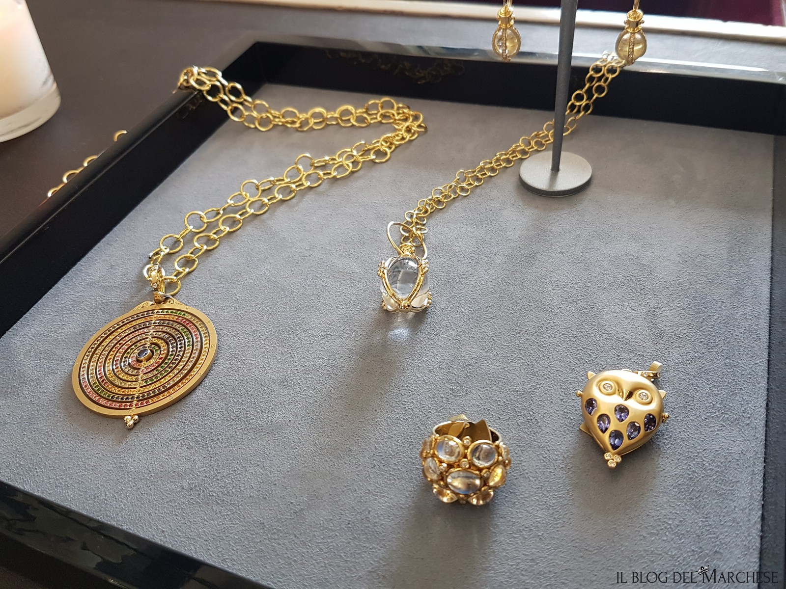 luxury jewelry in florence